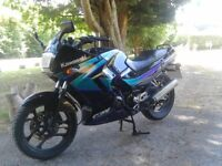 Kawasaki GPX 250 F8 good condition, rare bike