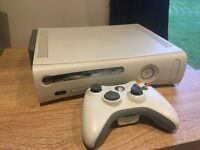 XBOX 360 White 60GB