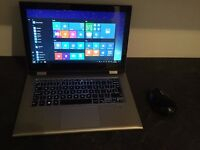 Dell Inspiron 13 7000 (7347) 2-in-1 laptop/tablet with accessories