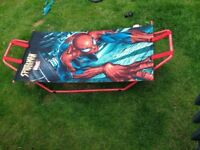 Spiderman sunlounger/hammock