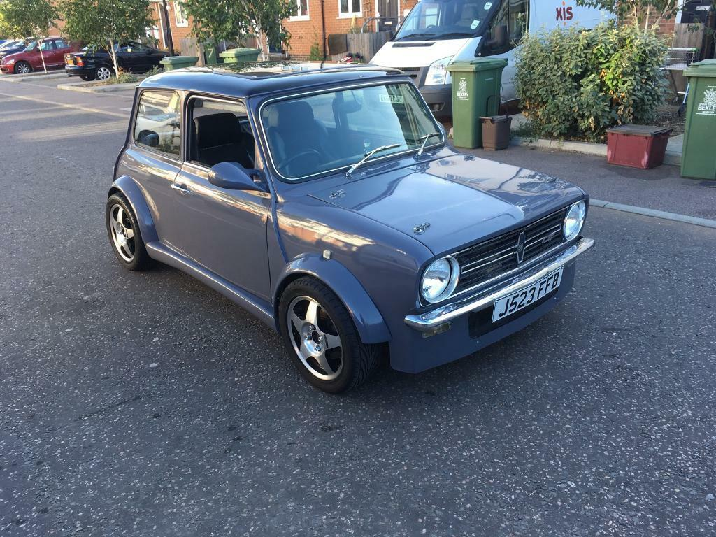 Rover Mini with 143 bhp rover k series conversion and clubman front | in  Belvedere, London | Gumtree