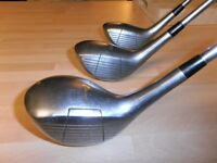 MIZUNO OLYMPIC GOLD 1 / 3 / 5 Woods
