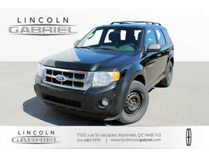 2011 Ford Escape XLT+AUTO+A/C+GROUPE ELECT+CRUISE+REMOTE