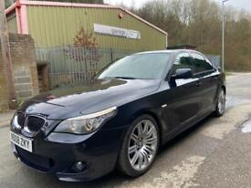 image for 2008 Bmw 530d, M Sport, 3.0, Automatic, Saloon, Idrive, Heated Seats, FSH (Not 525d, 535d, M5)