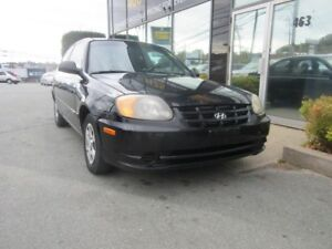 2004 Hyundai Accent AUTO WITH ONLY 107K