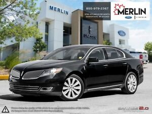 2014 Lincoln MKS EcoBoost