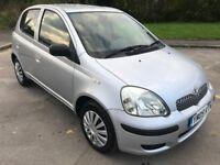 Superb Value 2005 Yaris 1.4 D4D DIESEL 5 Dr Hatchback 97000 Mls Great Fuel Economy HPI CLEAR 65+ MPG