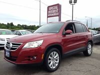 2011 Volkswagen Tiguan 2.0 !! HIGHLINE 4 MOTION !! CLEAN CAR-PRO