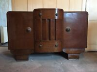 1950s style sideboard