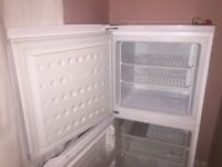 Beko A class fridge freezer - white