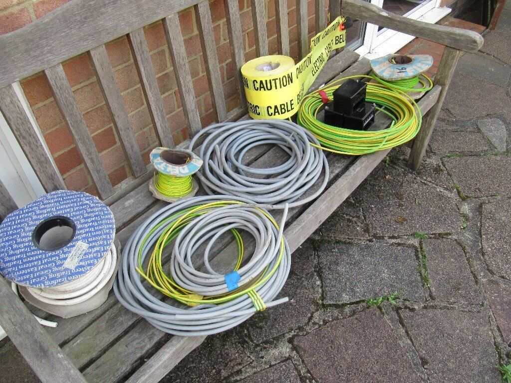 Electrical Cable In Lancing West Sussex Gumtree Tracing Wiring
