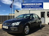 2006 06 FORD FOCUS GHIA 1.6 - 12 MONTHS MOT-SERVICED-WARRANTY-