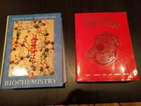 Biochemistry BSc Books - Biochemistry (Voet&Voet) and Molecular Biology of the Cell