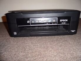 Epson expression 235 all in one inkjet printer with extra sealed black cartridge