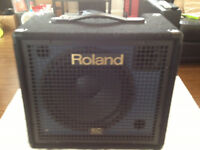 Roland KC150 - 60W Classic Keyboard Combo Amplifier - Great condition, hardly used.