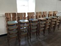 25 chairs available - free