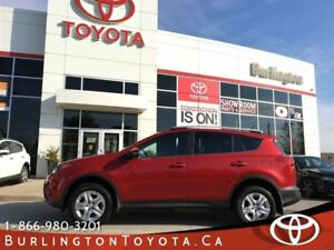 2015 Toyota RAV4 LE UPGRADE