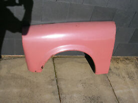 trabant 601 front wing