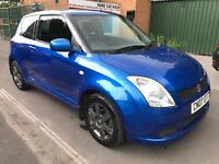 Suzuki swift 1.3 petrol 2007 CARD PAYMENTS ACCEPTED