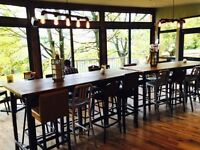full time chef de partie and KP for west end gastro bar / restaurant