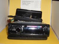 Sony CDX-700U,DAB/FM/MW/LW Digital Radio CD Player