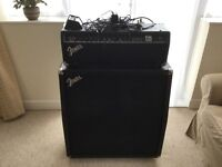 Fender FM 100H Head and FM 412 Speaker Cab