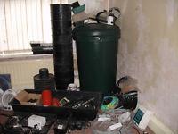 DWS 11 Pot Hydro grow system Automatic feeding system plus extras