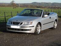Saab Convertible 1.9 Diesel Turbo - 2007 - Low Miles - Great for Summer