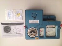 coin electric meter