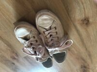 Converse All Star - Nude colour - UK Size 3.5