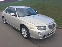2005 ROVER 75 2.0 DIESEL # # M.O.T TO OCTOBER # # SUPER BIG CAR # MUST BE SEEN AND DRIVEN # #