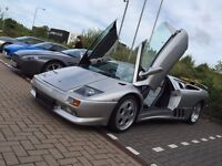 Lamborghini Diablo VT ROADSTER 5.0 v12 Tribute Recreation