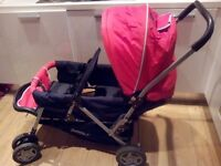 Prams & Strollers (Baby Cart) with Two Seats