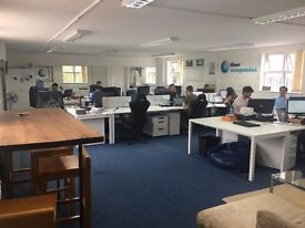 Commercial Office Sublet - Vauxhall - 1200 sq ft