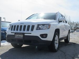 2014 Jeep Compass NORTH ED. / ACCIDENT FREE