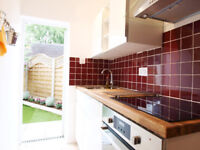 A stunning and modern 3 double bedroom house with a private garden close to Bruce Grove