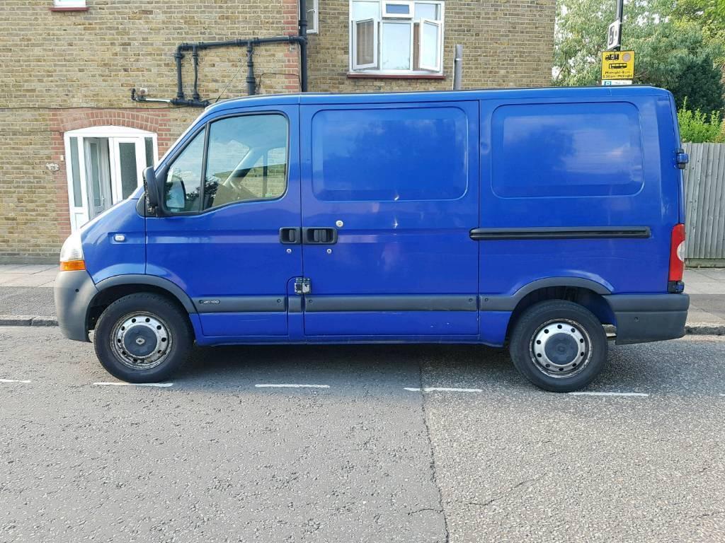 afe369147b8b59 RENAULT BOXER 3 SEATER. Lewisham