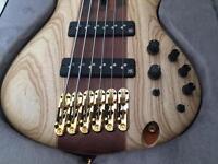 Ibanez SR1306 Premium 6 String Bass