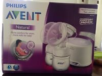 Philips Avent Twin Electric Breast Pump - Brand New and boxed