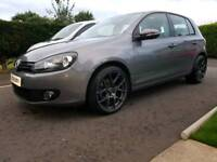 Volkswagen Golf mk6 immaculate ( not Leon jetta any caddy bmw Audi a4 a6 320d)