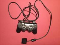 Sony PlayStation 2 Wired Black Controller