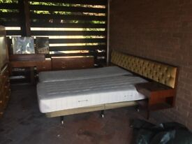 House clearance beds, sofas, dressing table and more