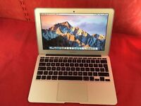 Apple MacBook Air A1465 (11'), 64 SSD (2012), +WARRANTY, NO OFFERS