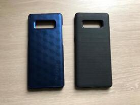 Spigen case for Samsung Galaxy Note 8