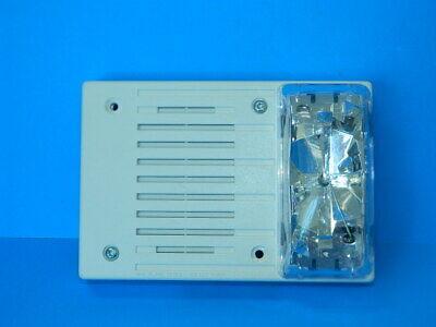 Simplex 4906-9230 Addressable Horn With Multi-candela Strobe Fire Alarm