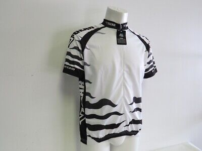 Verge Women/'s Primo Power Short Sleeve Cycling Jersey White//Pink XL Brand New