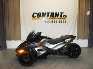 2011 Can-Am Spyder rs s sm5