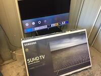 "Samsung 49"" 4k super ultra HD quantum dot smart led tv ue49ks7000"