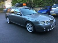 2003 ROVER 75 MG ZTT CDTI + ESTATE AUTOMATIC unmarked car. Very low mileage
