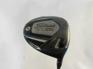 Titleist 910D2 Driver 9.5° Graphite Stiff Mens Right